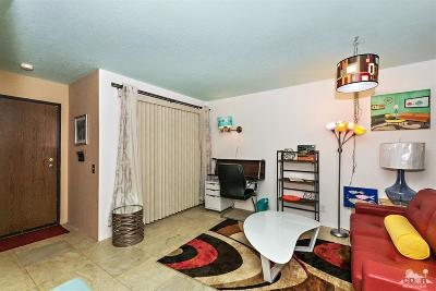 Palm Springs Condo/Townhouse For Sale: 751 North Los Felices Circle West #112