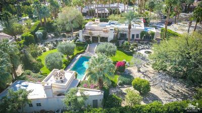 Palm Desert CA Single Family Home For Sale: $2,250,000