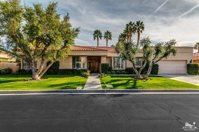 Rancho Mirage Single Family Home Contingent: 16 Mission Palms West