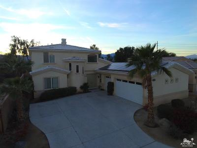 Indio Single Family Home Contingent: 39743 Picasso Court