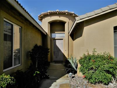 Indio Single Family Home For Sale: 81064 La Reina Circle