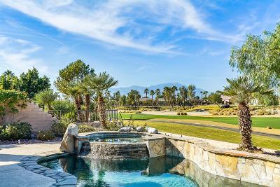 Indio Single Family Home For Sale: 81606 Camino El Triunfo