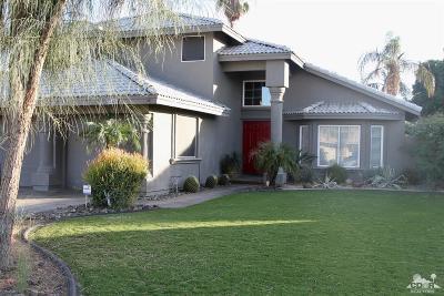 La Quinta Single Family Home For Sale: 78805 Irwin Circle