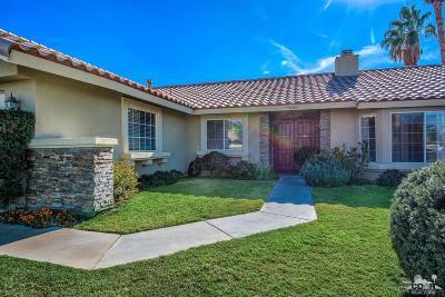 La Quinta Single Family Home For Sale: 79535 Marigold Lane
