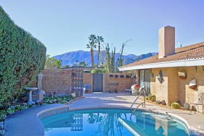 Rancho Mirage Single Family Home Contingent: 71310 Kaye Ballard Lane