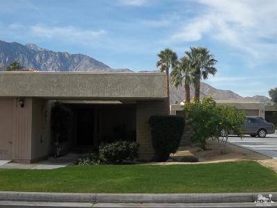 Palm Springs Condo/Townhouse For Sale: 2901 Sunflower Circle West