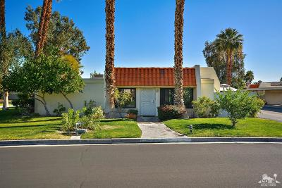 Rancho Mirage Condo/Townhouse For Sale: 69734 Campana Court