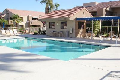 Palm Springs Condo/Townhouse For Sale: 222 North Calle El Segundo #575