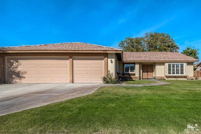 La Quinta Single Family Home For Sale: 79550 Marigold Lane