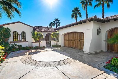 La Quinta Single Family Home For Sale: 80813 Via Savona