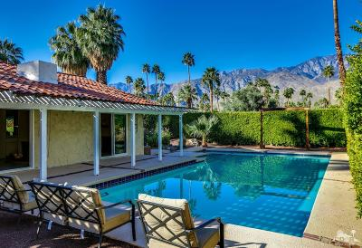 Palm Springs CA Single Family Home For Sale: $599,000
