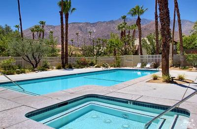 Palm Springs Condo/Townhouse For Sale: 375 West Mariscal Road