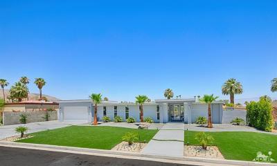 Palm Desert Single Family Home For Sale: 72968 Willow Street