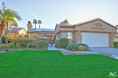 Palm Desert Single Family Home For Sale: 40900 Avenida Calafia