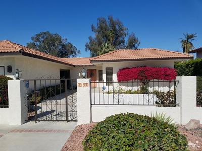 Indio Single Family Home For Sale: 82252 Vandenberg Drive