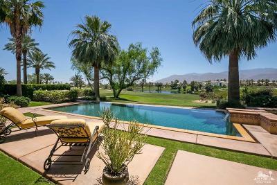 La Quinta Single Family Home For Sale: 58018 Aracena