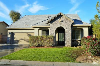 Indio Single Family Home For Sale: 80456 Denton Drive