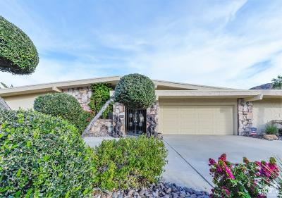 Palm Springs CA Single Family Home For Sale: $775,000
