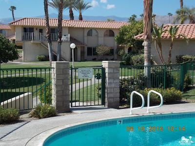 Palm Desert Condo/Townhouse For Sale: 73276 Don Budge Lane