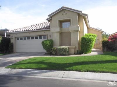 Indio Single Family Home For Sale: 45154 Crystal Springs Drive