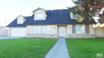 Indio Single Family Home For Sale: 81427 Forest Street