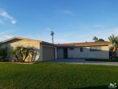 Indio Single Family Home For Sale: 82132 Lemon Grove Avenue
