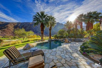 La Quinta Single Family Home For Sale: 53265 Troon Trail