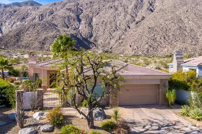 Palm Springs CA Single Family Home For Sale: $1,199,000