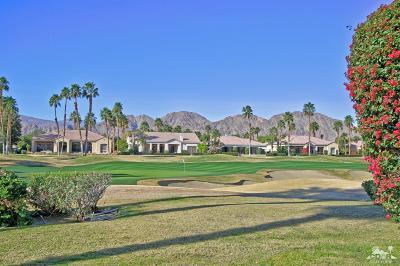 La Quinta Single Family Home For Sale: 81110 Golf View Drive