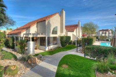 Palm Desert Condo/Townhouse For Sale: 73212 Tumbleweed Lane #C