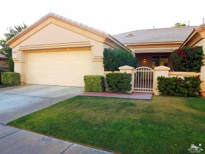 Indio Single Family Home Contingent: 44357 Royal Lytham Drive