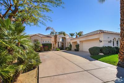 La Quinta Single Family Home For Sale: 80295 Via Valerosa