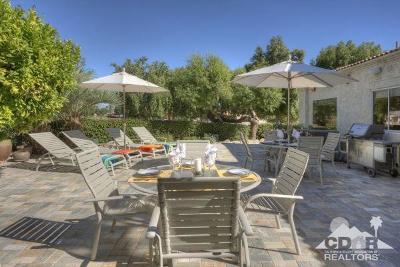 La Quinta Single Family Home Sold: 48539 Via Amistad