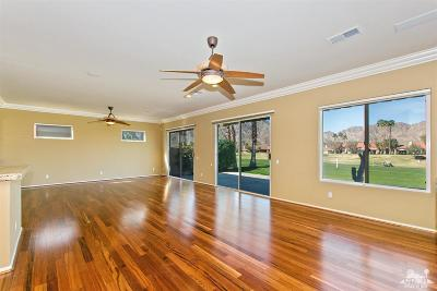 La Quinta Single Family Home For Sale: 78236 Calle Las Ramblas