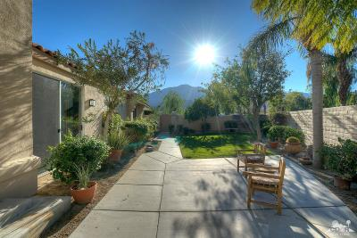 La Quinta Single Family Home Sold: 80000 Hermitage