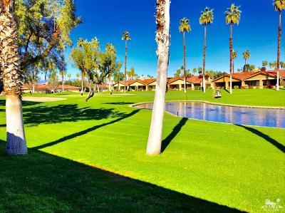 Palm Desert Condo/Townhouse Sold: 154 Camino Arroyo South