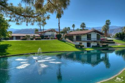 Rancho Mirage Single Family Home For Sale: 38225 Vista Del Sol