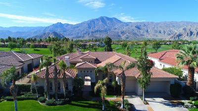 La Quinta Single Family Home For Sale: 80575 Weiskopf