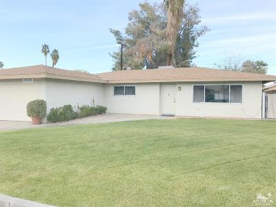 Palm Desert Single Family Home Contingent: 73130 Catalina Way