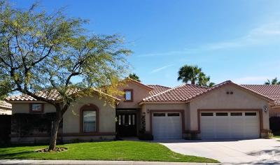 Indian Springs Single Family Home Contingent: 45572 Seacliff Drive