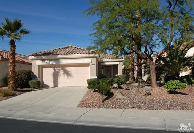 Palm Desert Single Family Home Contingent: 78656 Postbridge Circle
