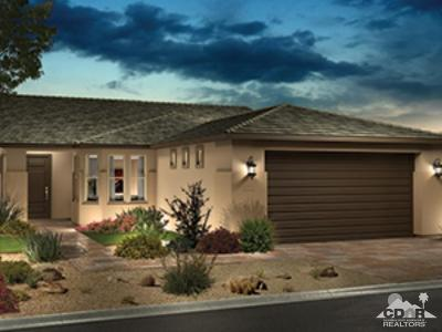 Trilogy Polo Club Single Family Home For Sale: 82610 Ladder Canyon (Lot 4024) Drive