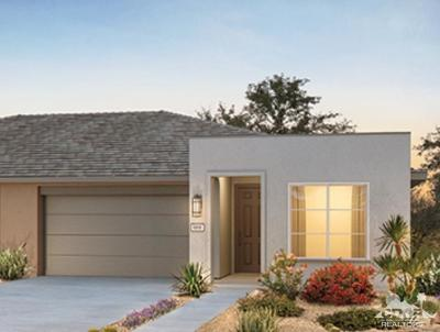 Trilogy Polo Club Single Family Home For Sale: 51860 Golden Eagle (Lot 7048) Drive