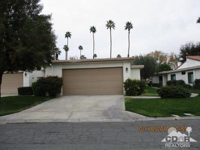 Rancho Mirage Condo/Townhouse For Sale: 8 Alfaro Drive