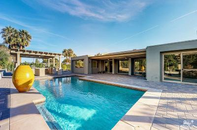 Palm Springs Single Family Home For Sale: 1060 East Alejo Road