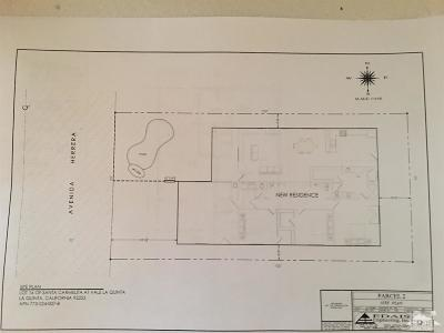 La Quinta Single Family Home For Sale: 51845 Avenida Vallejo