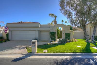 Indian Wells Single Family Home For Sale: 75385 Spyglass Drive