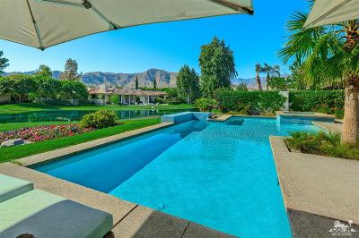Rancho Mirage Single Family Home For Sale: 10 Sussex Court