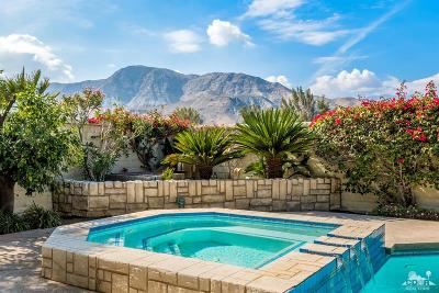 Rancho Mirage Single Family Home Sold: 74 Mayfair Drive