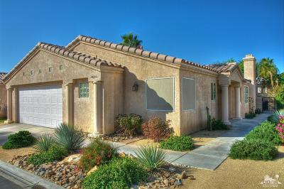 Palm Desert Single Family Home Contingent: 40863 Schafer Place